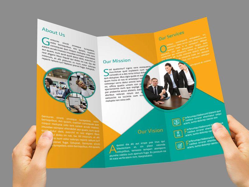 Dịch brochure, tờ rơi, catalogue