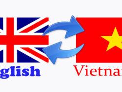 Địa chỉ dịch thuật tiếng Anh tại Đà Nẵng