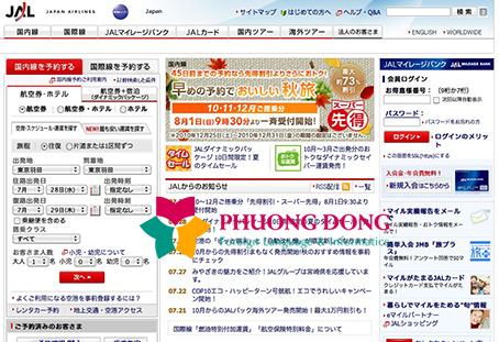 Dịch vụ dịch thuật website tiếng Nhật