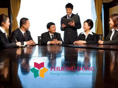 Phiên dịch tiếng Nhật cho Công ty cổ phần dịch vụ V & C