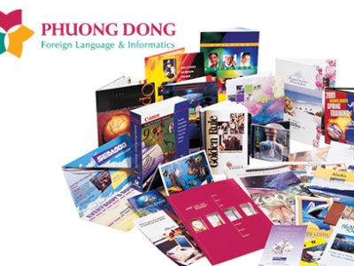 Dịch thuật tiếng Pháp ấn phẩm Marketing uy tín