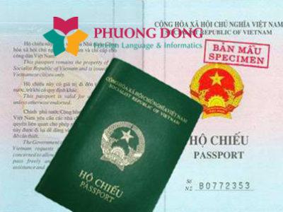 Dịch thuật tiếng Nhật visa, hộ chiếu chuyên nghiệp