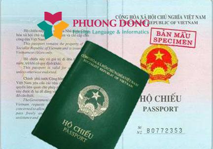 Dịch hồ sơ du học, visa, hộ chiếu Nhanh – Giá rẻ