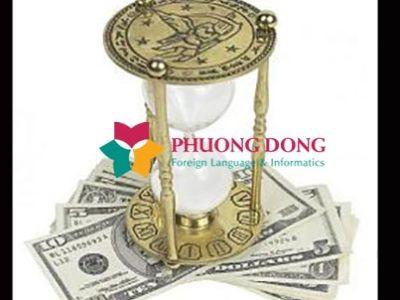Dịch thuật tài liệu tiếng Hàn chuyên ngành tài chính ngân hàng