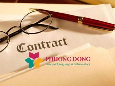 Dịch thuật hợp đồng tiếng Pháp ở đâu Hà Nội?