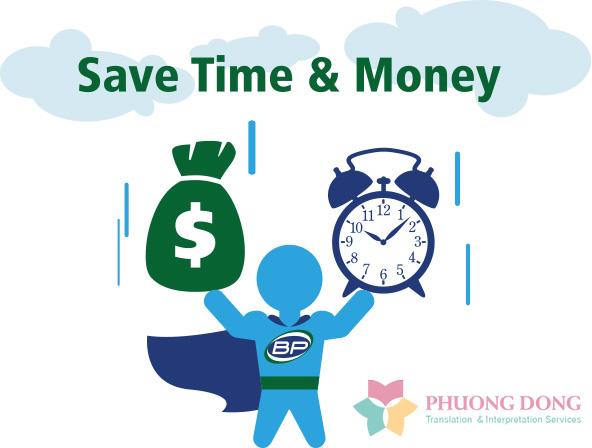 Tiết kiệm thời gian và tiền bạc với dịch vụ dịch thuật tiếng Hàn Quốc chuyên nghiệp