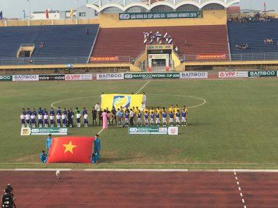 Phiên dịch tiếng Anh cho trung tâm đào tạo bóng đá trẻ PVF của Vingroup