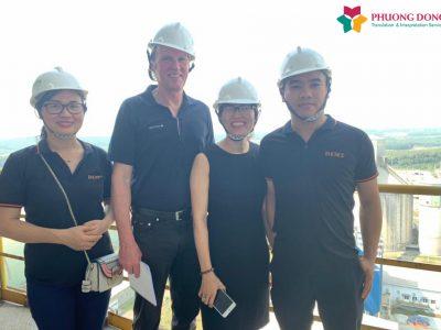 Phiên dịch tiếng Anh giới thiệu sản phẩm công nghệ đầu dò khí Enotec