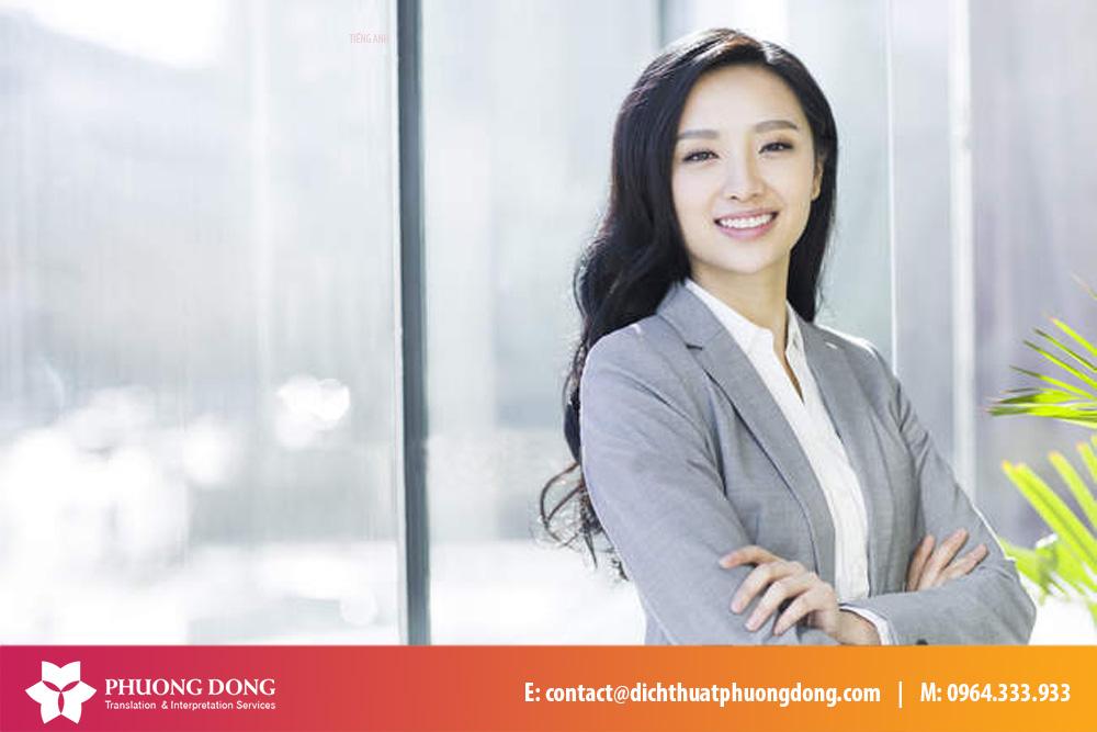 Dịch vụ dịch thuật chuyên nghiệp tại Quảng Ninh
