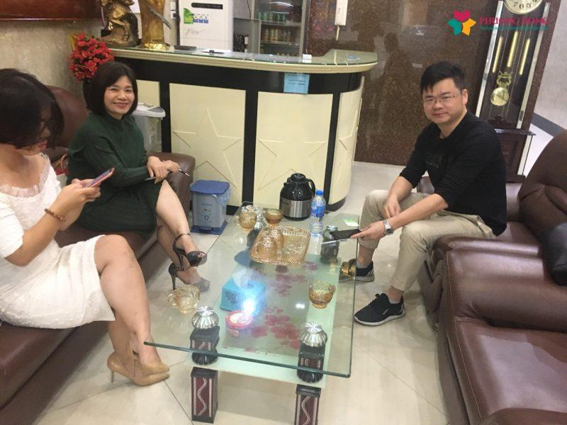 Phiên dịch tiếng Trung cho công ty TNHH dịch vụ Tư vấn Luka