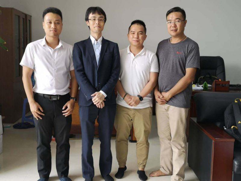 Phiên dịch tiếng Nhật tại Long An về sản phẩm bông vải