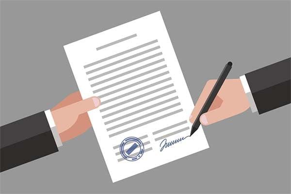 Dịch thuật hợp đồng song ngữ