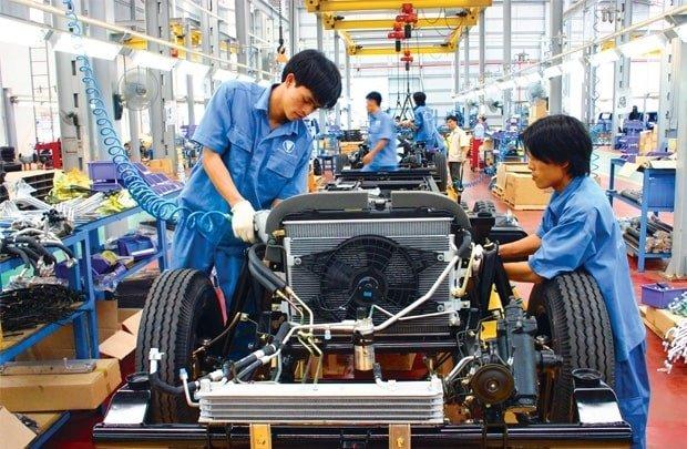 Dịch thuật tiếng Trung ngành cơ khí chế tạo máy móc, phụ tùng ô tô