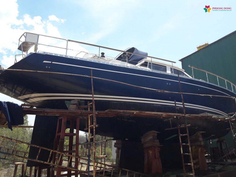 Phiên dịch tiếng Anh về du thuyền tại Cam Ranh - Khánh Hòa