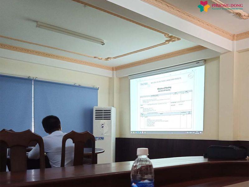 Phiên dịch tiếng Anh ngành xây dựng tại Bạc Liêu cho công ty ACC Nha Trang