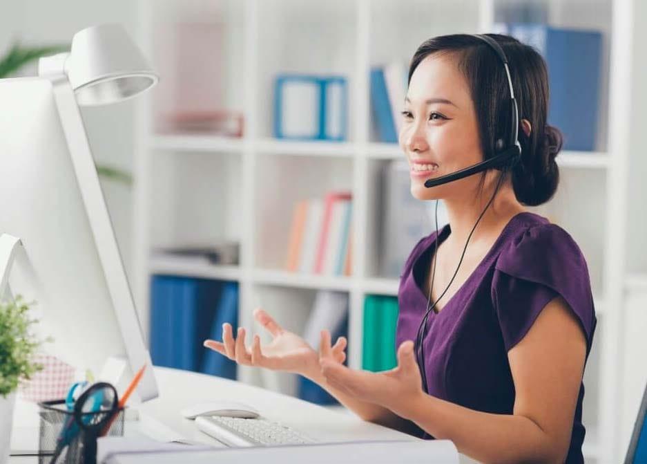 Phiên dịch qua điện thoại Zoom / Microsoft Teams / Skype / Zalo 2021*